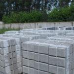 Кремнегранитные блоки