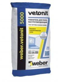 Weber Vetonit 5000