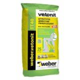 Weber Vetonit TT40