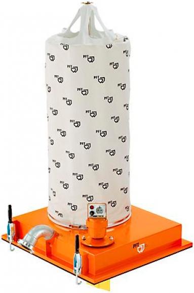 Крышка силомата PFT G4 комплект