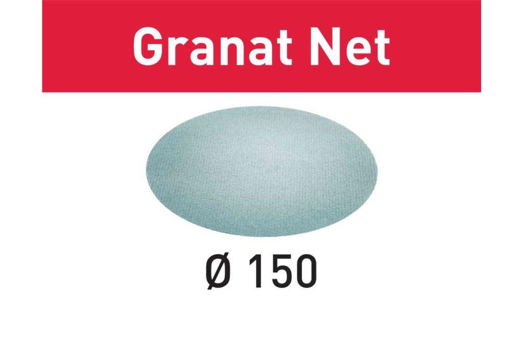 Шлифовальный материал на сетчатой основе Granat Net STF D150 P320 GR NET/50