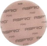 Шлифовальный диск сетчатый D=225мм R=240 ММ ASPRO