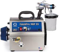 GRACO FinishPro HVLP 9.5 распылитель серии ProContractor, 230 В