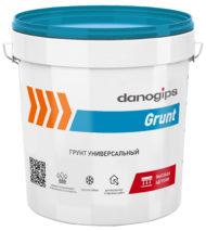 DANOGIPS GRUNT грунтовка универсальная 10л