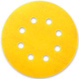 Шлифовальный диск D=150мм P40-320 Gold MIRKA (15 отв.)