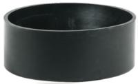 Емкость резиновая для смесей, диаметр 150 мм