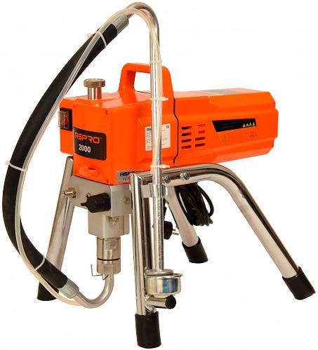 Окрасочный аппарат краскораспылитель ASPRO-2000