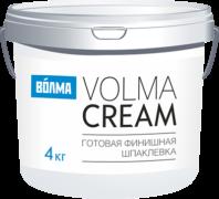Финишная шпаклевка «VOLMA-Cream» 4 кг
