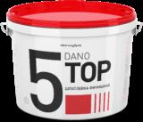Готовая финишная шпатлевка DANO TOP 5 (Дано ТОП 5)