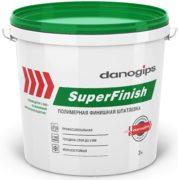 Готовая шпатлевка Danogips SuperFinish (СуперФиниш)