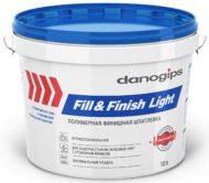 Готовая шпатлевка Fill&Finish Light (Фил Энд Финиш Лайт)
