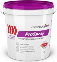Готовая шпатлевка ProSpray (ПроСпрей)