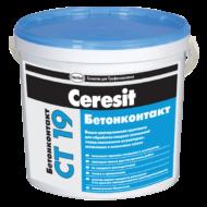 Грунтовка ЦЕРЕЗИТ (Ceresit) Бетонконтакт СТ 19 15кг.