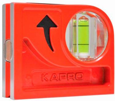 Карманный уровень KAPRO с литым корпусом CYCLOPS