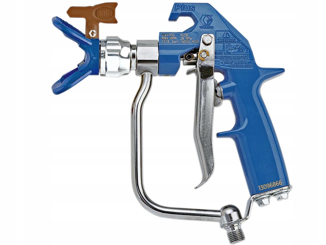 Краскопульт для нанесения текстурированных материалов TexSpray GRACO
