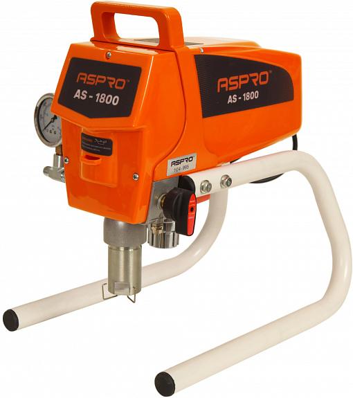 Окрасочный аппарат (агрегат) краскораспылитель ASPRO-1800