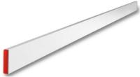 Правило для стяжки 1м (стенка 2мм х 80мм) без уровня