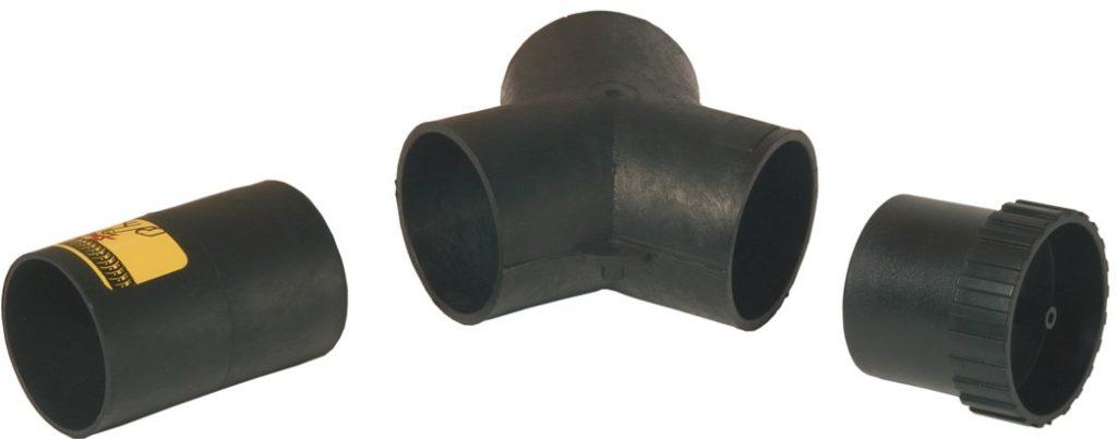 Разветвитель на два канала к пылесосам VC 415/915