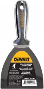 Шпатель литой 10 см DeWalt