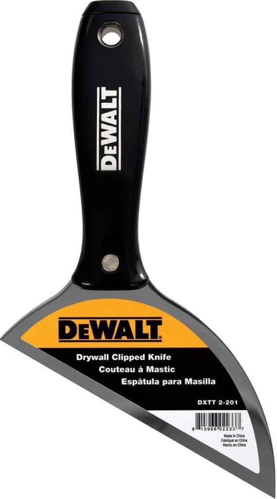 Шпатель малярный угловой DeWalt