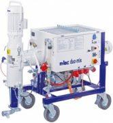 Штукатурная станция M-TEC duo-mix 400В