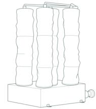 Крышка силомата M-TEC M280/Duo-mix/M330
