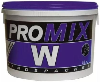Шпатлевка влагостойкая PROMIX W 25 кг