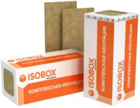 Утеплитель ISOBOX ЭКСТРАЛАЙТ 1000х600х50мм 12шт.(7,2м2)