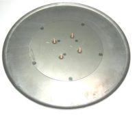 Затирочный диск 600мм на 4-х шпильках